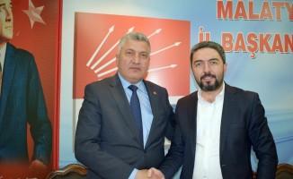 CHP Akçadağ İlçe Başkanı istifasını geri çekti