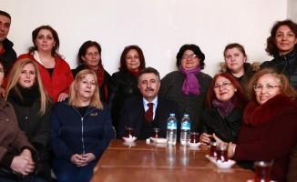 """CHP'li Serdar Sandal: """"Kadınlar yönetimde söz sahibi olacak"""""""