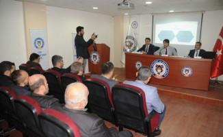 Cizre'de işverenlere yönelik bilgilendirme toplantısı