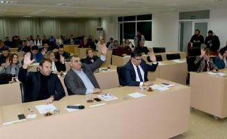 Çorlu Belediyesi Meclisi toplantısı yapıldı