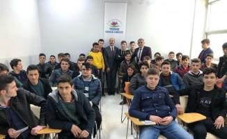 """Cumhur İttifakı Terme Adayı Kılıç: """"Geleceğin Terme'sini gençlerle inşa edeceğiz'"""