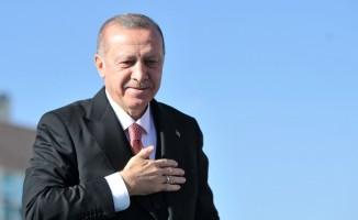 """Cumhurbaşkanı Erdoğan: """"Doğu Akdeniz'de petrol aramalarımızı durdurmayacağız"""""""