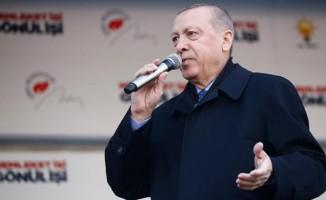 Cumhurbaşkanı Erdoğan: Sandras İçme Suyu Projesi'ne başlıyoruz