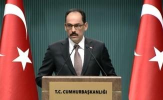 Cumhurbaşkanlığı sözcüsü Kalın'dan FETÖ elebaşı Gülen'in iadesi' iddiası ile ilgili açıklama