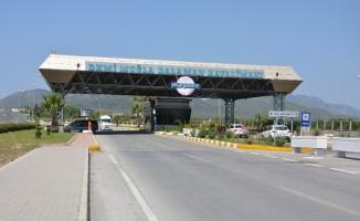 Dalaman Havalimanı Ocak ayında 63 bin 609 yolcuya hizmet verdi