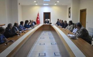 Dörtyol'da Bağımlılık ile Mücadele Koordinasyon Kurulu Toplantısı