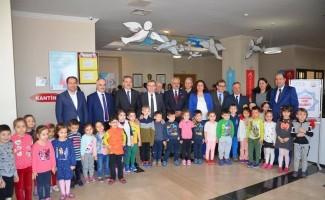 Edirne'de, Çocuk Onkolojisi Bölümü yararına kermes düzenlendi