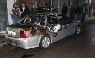 Elazığ'da 2 aracı kundaklayan şüpheli yakalandı