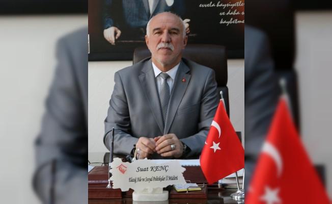 Elazığ'da Sosyal Destek Hattına 2 bin 75 kişi başvurdu