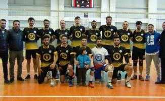 Erciş Belediye Voleybol Takımı playoffu garantiledi
