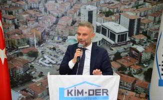 Ertürk ve Oğuz inşaat sektörü temsilcileriyle buluştu