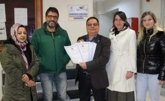 Erzincan Besi Organize Sanayi Bölgesinin tapuları alındı