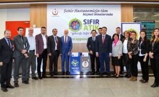 Eskişehir Şehir Hastanesi'nden Sıfır Atık Projesine tam destek