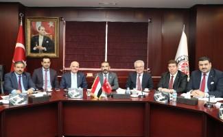 Gaziantep, Irak'la ticaret hacmini artırmayı hedefliyor