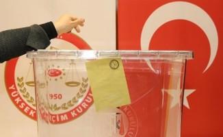 Geçici aday listeleri açıklandı