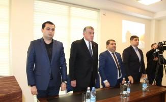 Gürcistan'da Hocalı Katliamı'nın 27. yıldönümü anıldı