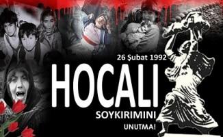 Hocalı soykırımı Turgutlu'da anılacak