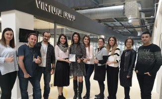 HUGO BOSS İzmir'e 'Yılın Çalışan Gelişimi Programı' birincilik ödülü