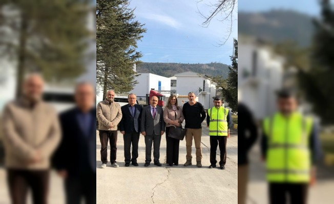 İŞ-KUR ve SGK'dan SFC Entegre Orman Ürünleri Fabrikası'na ziyaret