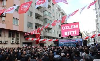 İskenderun'da eski başkan yeniden aday oldu