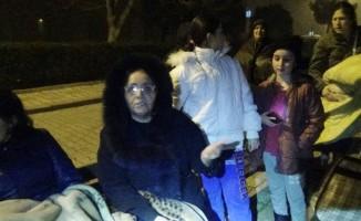 İstanbul'da deprem paniği