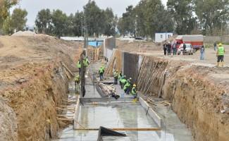 """İzmir'de """"yağmur suyuna"""" dev yatırım"""