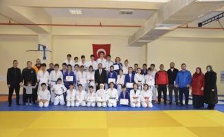 Judo müsabakaları ve Analig seçmeleri tamamlandı