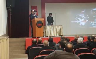 Kağızman'da UYUMA projesi bilgilendirme toplantısı yapıldı