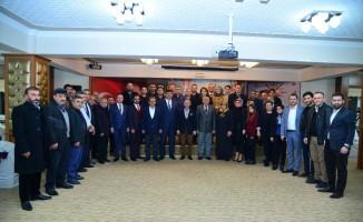 Kahramankazan'da Cumhur İttifakı kucaklaşması