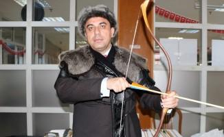 Kahramanmaraş'ta Osmanlı silahları ve kıyafetleri sergisi