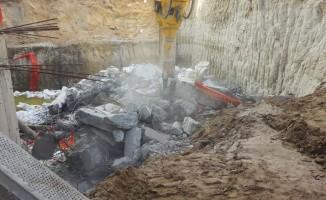 Kapadokya'da otel inşaat yıkımı durduruldu