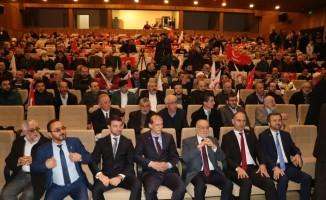 """Karamollaoğlu: """"Biz milletimizle ittifak yaptık"""""""
