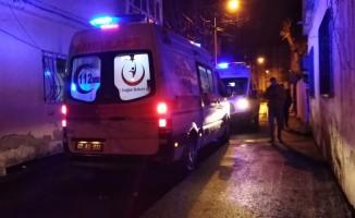 Karbonmonoksit gazından zehirlenen 4 kişi hastaneye kaldırıldı
