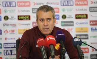 """Kemal Özdeş: """"Gole sevinirken mağlubiyet golünü kalemizde gördük"""""""