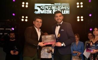 Kepez'den Ulusal Müzik Ödülleri'ne final