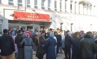 Keşan'daki kayıtlı işsiz sayısı 8 bini aştı