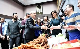 Kılıçdaroğlu, Sokak Ekonomisi Çalıştayı'na katıldı