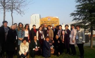 Kırgız ve Gagavuzlar'dan Maltepe'nin kreşlerine tam not