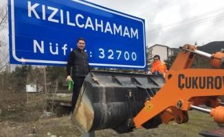 Kızılcahamam'ın nüfusu yükseldi