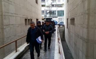 Komiserlik sınavında usulsüzlük yapan FETÖ şüphelisi komiserler adliyede