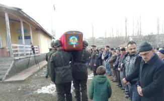 Kore Gazisi Karataş vefat etti