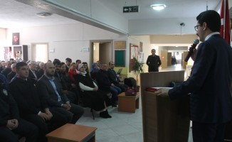 Köy okulu TANAP desteği ile yenilendi