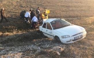 Kütahya-Gediz karayolunda trafik kazası: 1 ölü, 4 yaralı