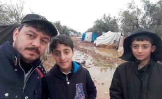 Kütahya İHH sivil kamplarında