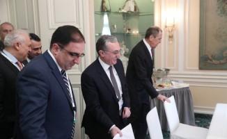 Lavrov'dan Almanya'da INF ve Dağlık Karabağ zirvesi