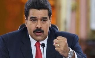 Maduro resmen duyurdu: Darbeyi çökerttik