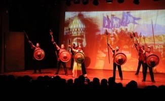 Mardin'de 'Anadolu efsaneleri' gösterisi