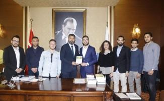 Mersin Barosu, TEMA'nın LAW etkinliklerine fidan bağışı yaptı