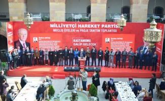 MHP, Belediye Meclis Üyelerini tanıttı