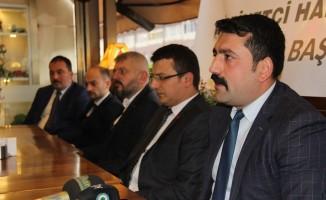 """MHP Rize İl Başkanı İhsan Alkan: """"Bu yarışta Cumhur İttifakı ruhuna uygun hareket edilmeli"""""""